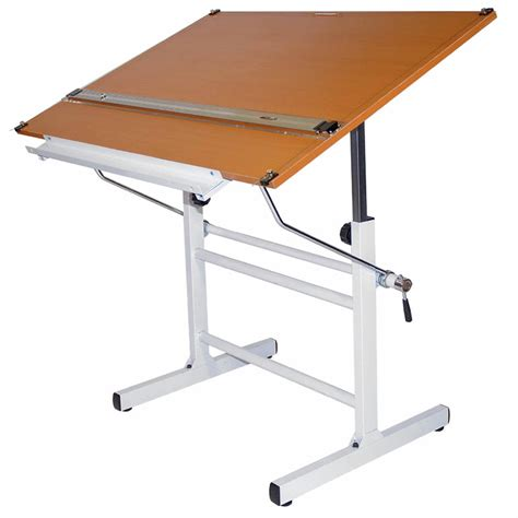 professional drafting tables martin belaire neuvo professional drafting table 30x42 ebay