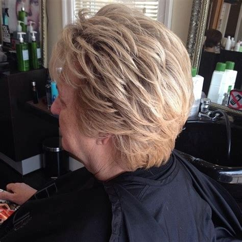 feather cut hairstyle 60 s style 50 age defying hairstyles for women over 60 hairstylec