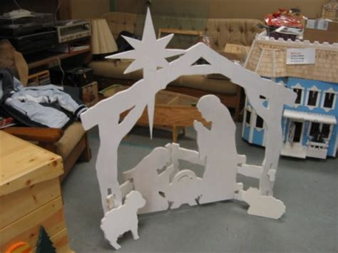 Plans For Wooden Nativity Plans Free
