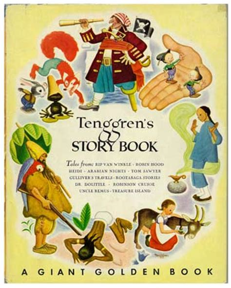 picture story book gustaf tenggren s world