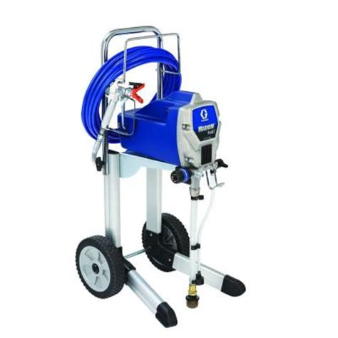 home depot paint equipment graco prox7 airless paint sprayer 261815 the home depot