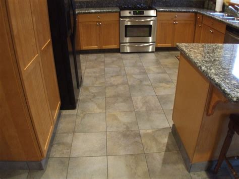kitchen flooring tile ideas kitchen floor tile designs for a warm kitchen to traba homes
