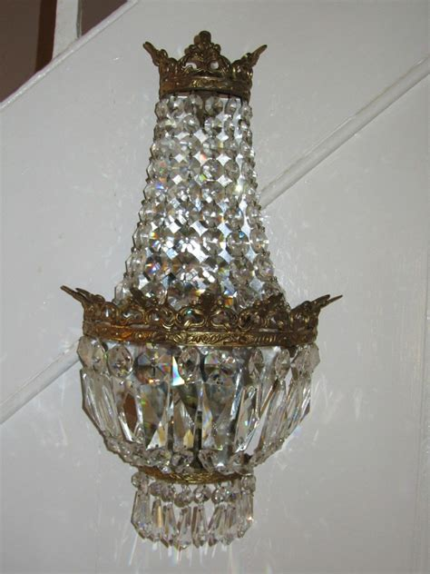chandelier wall lights uk a pair of mirrored chandelier wall lights 111792