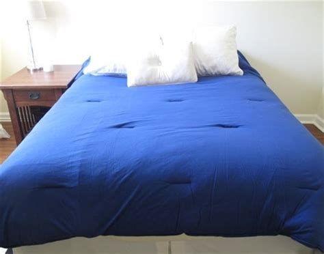 jersey knit comforter jersey knit xl college comforter 100 cotton blue