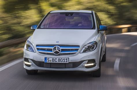 Mercedes B Class Electric by Mercedes B Class Electric Drive Drive