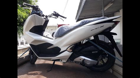 Pcx 150 Terbaru 2018 by All New Pcx 150 Warna Putih Terbaru 2018