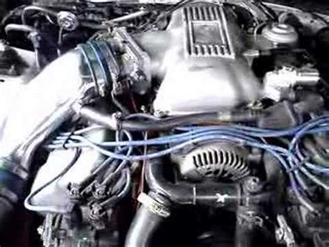 1996 Cobra Engine by 1996 Ford Mustang Cobra Engine Noise