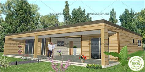 exemple tarif modele gratuit maison bois moderne maison architecture