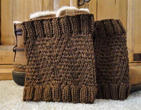 knit boot cuffs pattern free boot cuffs knitting patterns and crochet