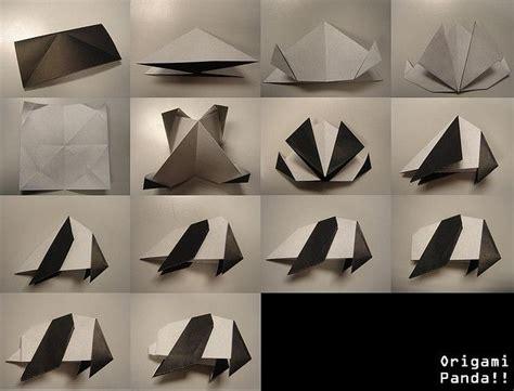 origami panda 14 best panda images on origami animals