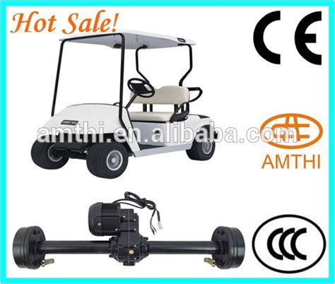 Electric Cart Motor by Used Electric Golf Cart Motors 48v 1000w Bldc Differential