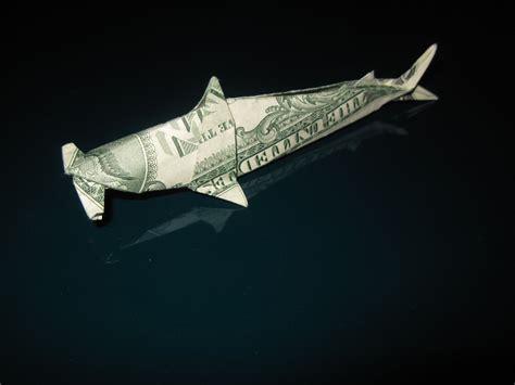 dollar origami shark dollar origami won park shark fin clinic