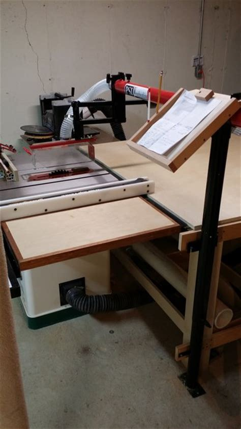 hybrid table saw reviews woodworking review new table saw and accessories by tomas ferko