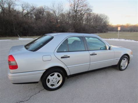 1997 Mercedes C280 by 1997 Mercedes C280 Sport German Cars For Sale