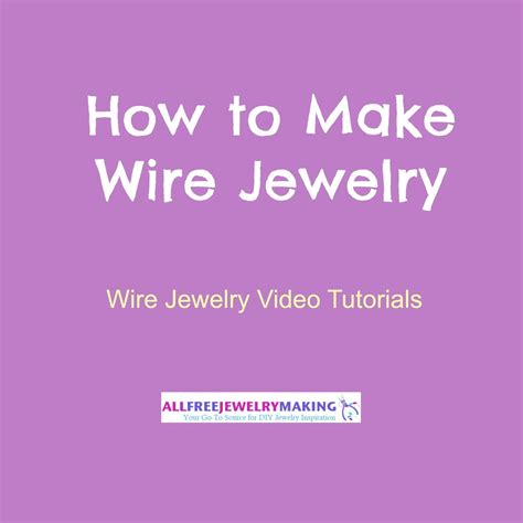how to make sted metal jewelry how to make a wire 28 images how to make wire end caps