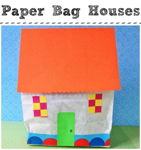 craft paper house 25 kid friendly rainy day crafts that are for parents