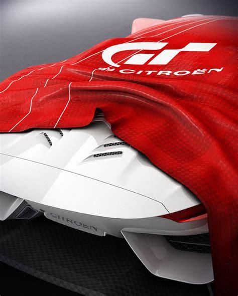 Citroen Gt Top Speed by Citroen Gt Rear End Revealed News Top Speed