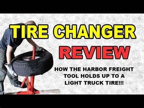 harbor freight bead breaker question about breaking the bead using a harbor freight