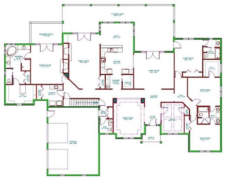 house plans with large bedrooms 6 bedroom ranch house plans new 100 6 bedroom house plans luxury new home plans design