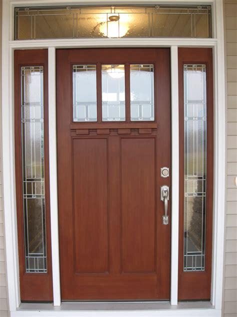 exterior door install how to install a prehung door properly in your new home