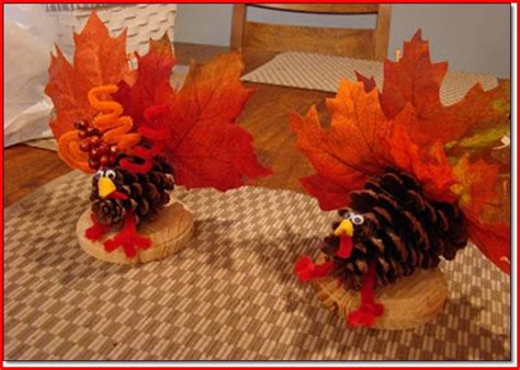 Simple Fall Crafts For Adults Project Edu Hash
