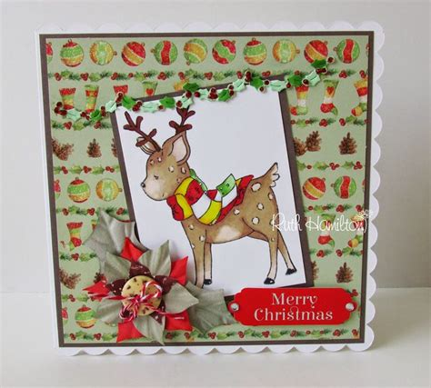 reindeer cards to make 37 best images about card on advent