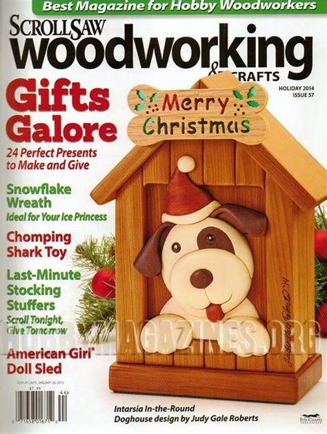 scroll saw woodworking magazine free scrollsaw woodworking crafts 57 2014 187 hobby