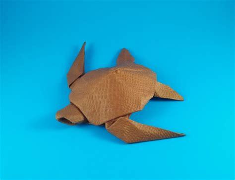 origami turtle diagram yoshizawa origami exhibition catalog by