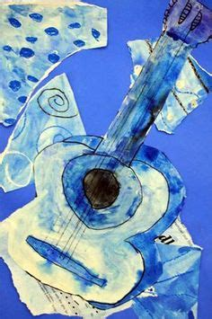 picasso paintings blue period guitar pablo picasso on picasso blue period