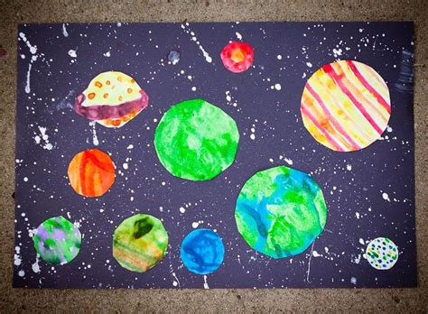solar system craft projects 18 best photos of solar system activities and crafts for