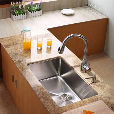 kitchen sink nyc kraus khu100 30 kpf2130 sd20 30 inch undermount sink and