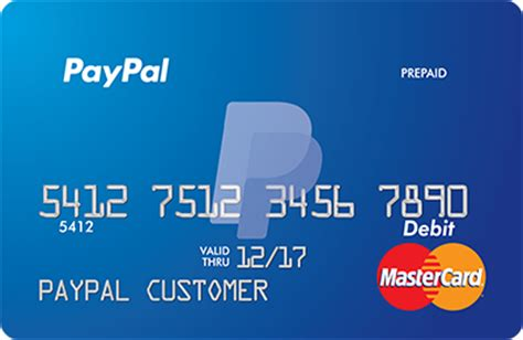 how to make a credit card with paypal paypal prepaid mastercard the reloadable debit card from