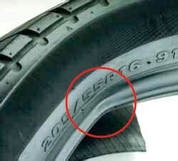 tire bead damage repair tyre inspection information