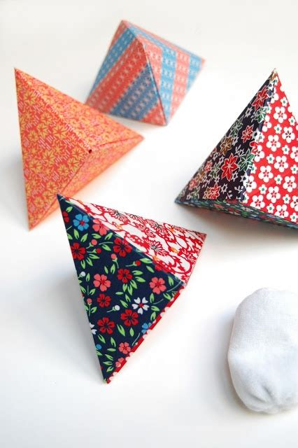 triangle box origami simple origami triangular box origami and geometrics