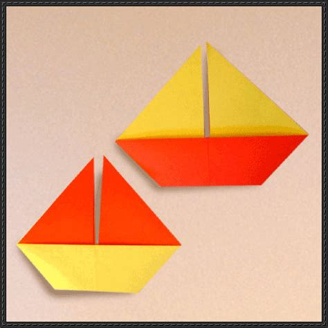 how to make paper craft papercraftsquare new paper craft how to make a sail