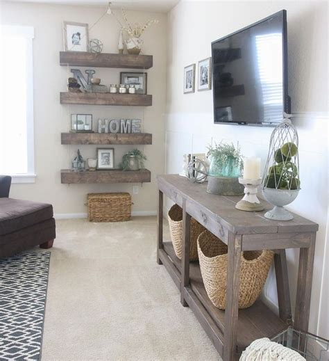 rustic home decorating ideas living room best 25 living room ideas ideas on living