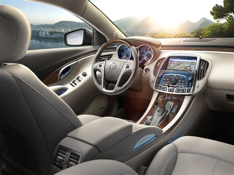 Home New Car Reviews 2013 Buick LaCrosse interior 2013