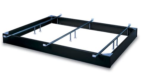 hotel bed frame steel hotel bed bases