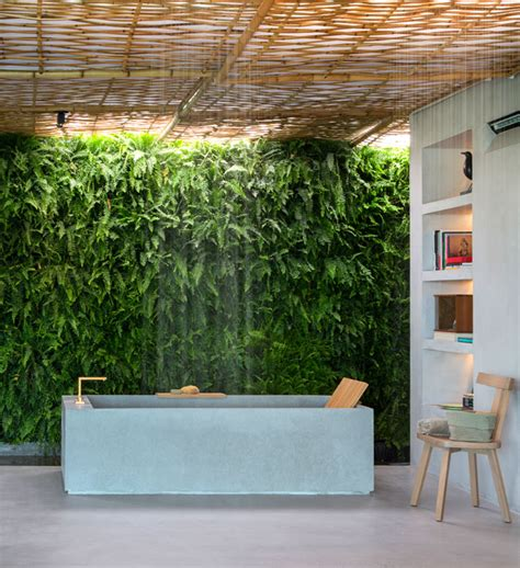 modern bathroom decorations modern bathroom decor with plants 2017