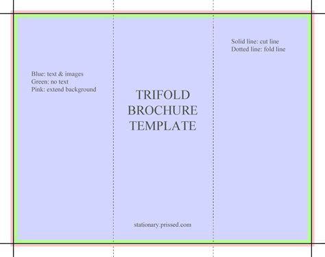 brochure templates free brochure template flyer