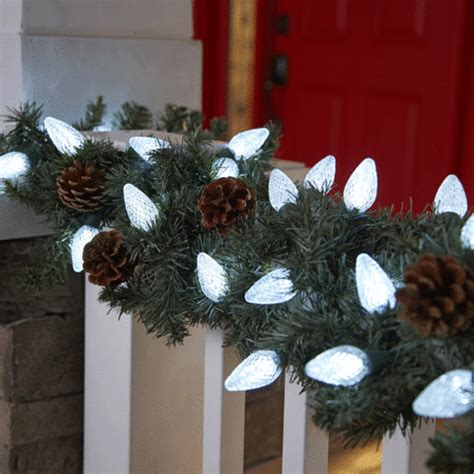 outdoor garlands with lights garland lights outdoor 15 fancy decorative