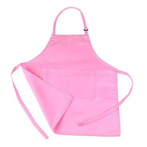 craft aprons for children plain apron kitchen baking painting cooking