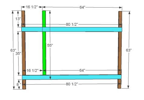 dimensions of bunk beds wood built in bunk bed dimensions pdf plans