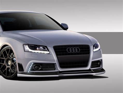 08 Audi S5 by Duraflex S5 Eros Version 1 Front Bumper Kit 1 Pc For