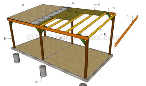carport building plans carport plans free myoutdoorplans free woodworking