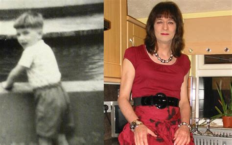 gender change change after 59 years dressing as a steph