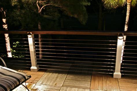 landscape deck lighting carolina landscape lighting deck