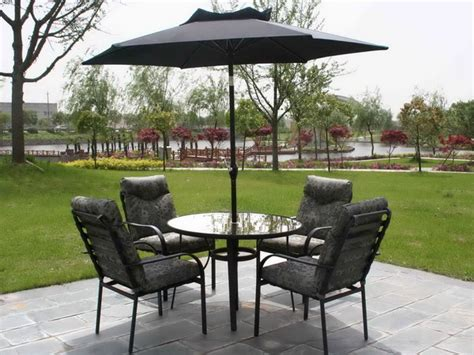 5 patio set with umbrella patio set with umbrella mississippi 7 pc aluminum patio