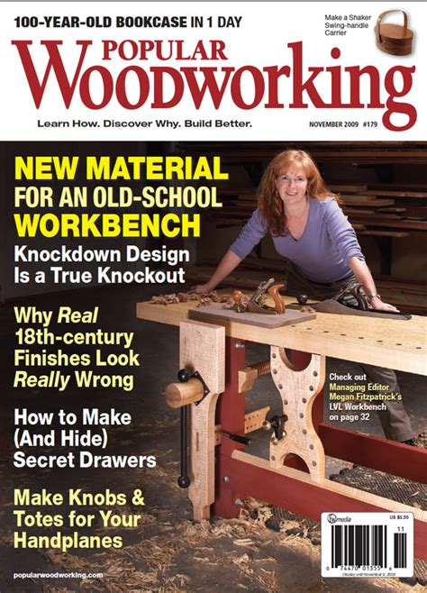woodworking publications lvl workbench plans free popular woodworking magazine