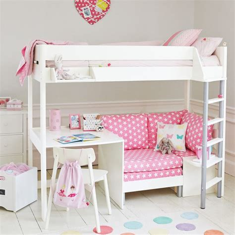 mid high bunk beds 17 best ideas about high sleeper on high